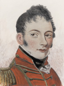 Colonel Sir Richard Bonnycastle, 1791 – 1847 (Toronto Public Library)
