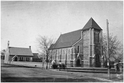 Photograph of St. Paul' s (1875)