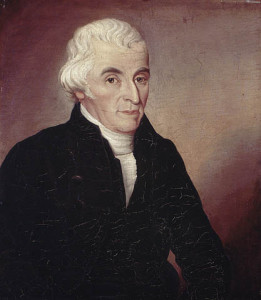 Reverend Dr. John Stuart, 1740 – 1811 (Library and Archives Canada/MIKAN 2896447)