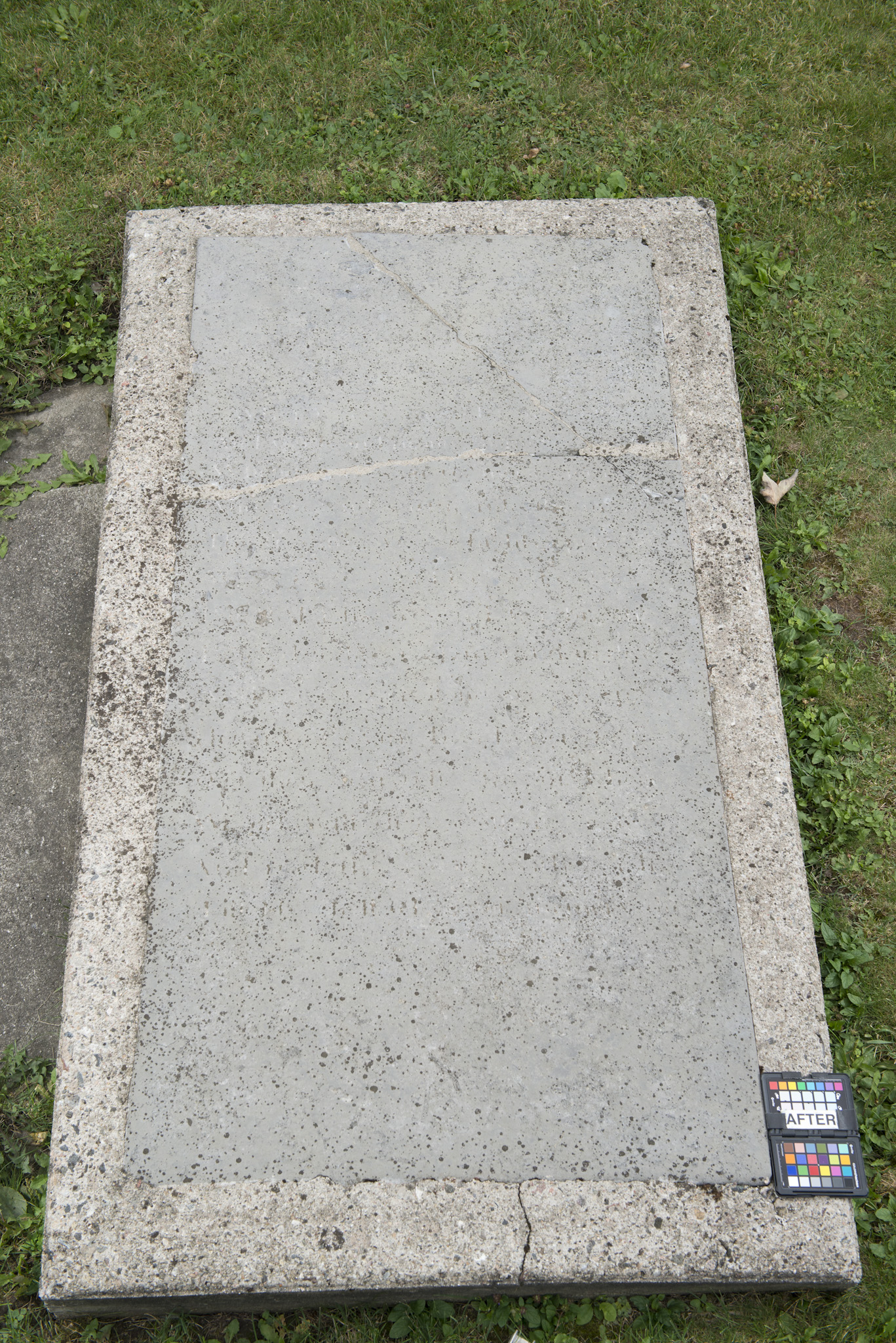 Marker for McGowan Family - Eliza, Eliza (infant), Lucinda and Samuel (Alex Gabov)