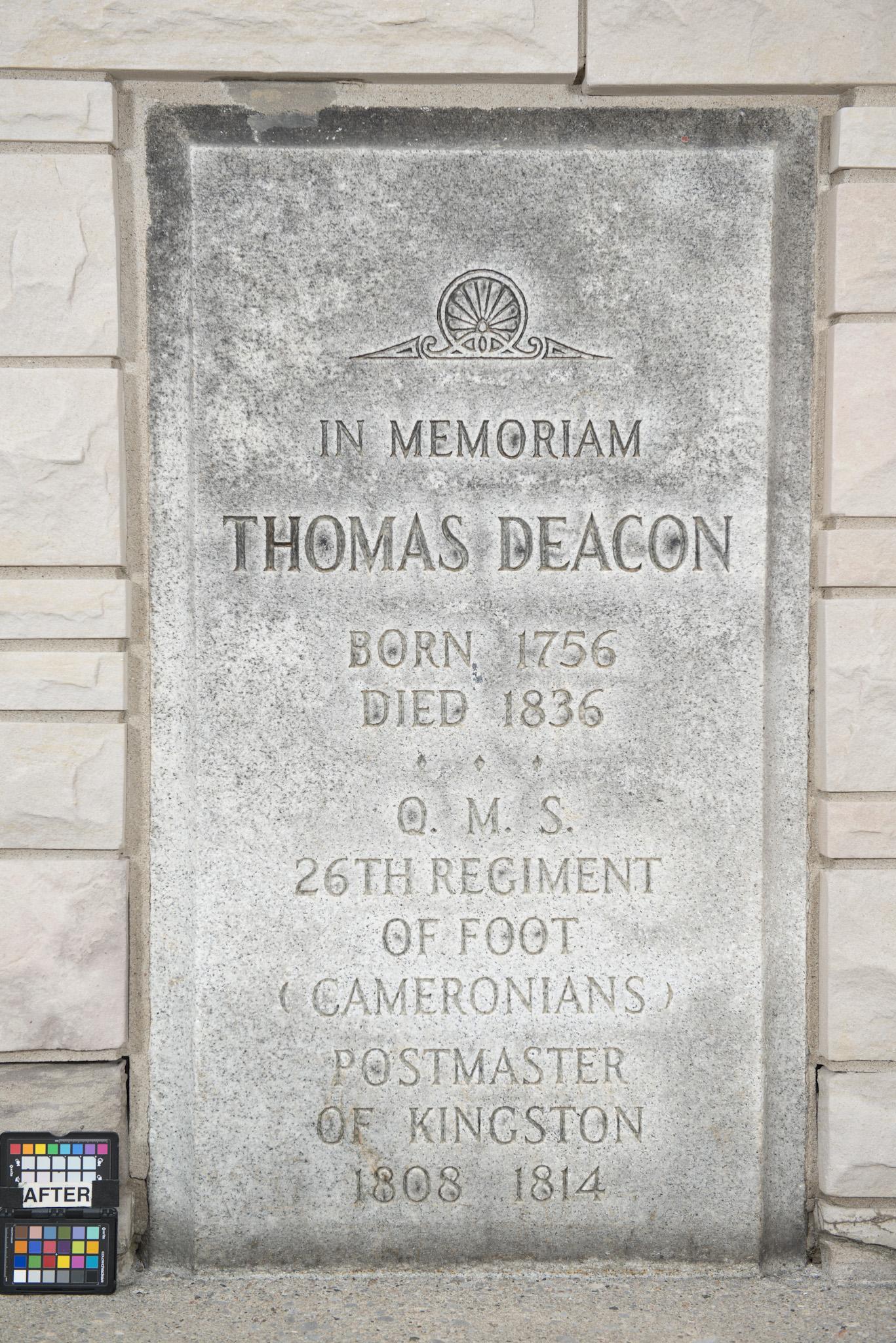 Thomas Deacon